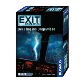 Kosmos Exit - Das Spiel: Der Flug ins Ungewisse