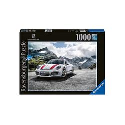 Ravensburger Puzzle Ravensburger - Porsche 911 R, 1000 Teile Puzzle, 1000 Puzzleteile