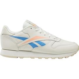 Reebok Classic Leather white orange blue white, 36 ab 47,00