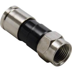 F-Kompressionsstecker Kabel-Durchmesser: 7.4mm