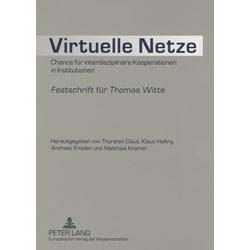 Virtuelle Netze als Buch von