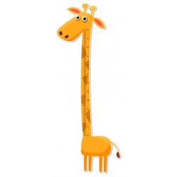 Wandtattoo Giraffe Pro-Art
