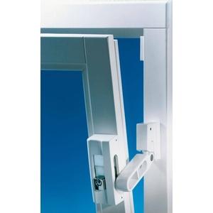 Fenstersicherung BURG-WÄCHTER BlockSafe BS 2 gleichschließend Braun