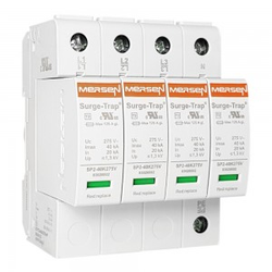 T2 AC 4P 40kA Blitzstromableiter für Photovoltaik MERSEN STPT2 1172