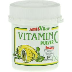 VITAMIN C PULVER Subst.Soma 100 g
