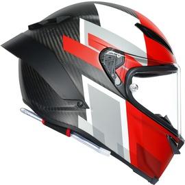 AGV Pista GP RR Competizione Carbon/White/Red