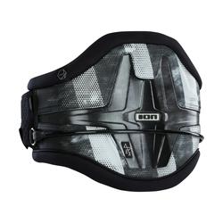 ION Kite Trapez Apex 8 black/white 2020 waist harness Hüfttrapez, Größe: XXL