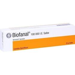 BIOFANAL Salbe 25 g