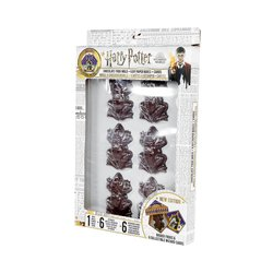 Harry Potter Chocolate Frog Mould Kitchen Set brown