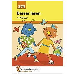 Besser lesen 4. Klasse. Linda Neumann  - Buch