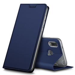 Slim Wallet Case für Honor 10 Lite aufstellbare Magnet Hülle