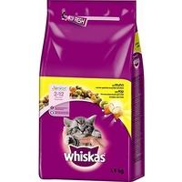 Whiskas Junior mit Huhn 1,9 kg