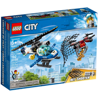 Lego City Polizei Drohnenjagd 60207