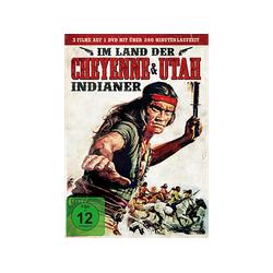 Im Land der Cheyenne und Utah Indianer DVD