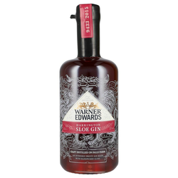 Warner Edwards Sloe Gin 30% 0,7 ltr