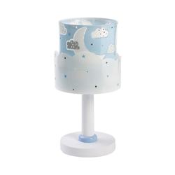 Dalber Nachttischlampe Tischlampe Moon, pink blau