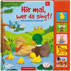 Carlsen Verlag Hör mal, wer da singt! Kinderlieder