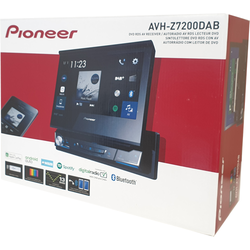 AVH-Z7200DAB inkl. DAB Antenne inkl. Kamera ND-BC8 inkl. Navigationseinheit A...