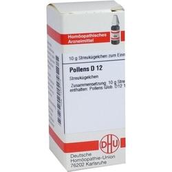POLLENS D 12 Globuli 10 g