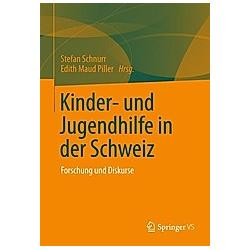 Kinder- und Jugendhilfe in der Schweiz - Buch