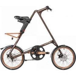 Falt Fahrrad Strida EVO 18 Zoll 3S in Farbe Bronze