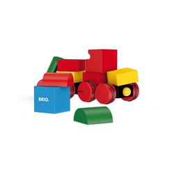 BRIO® Spielzeug-Eisenbahn Magnetischer Holz-Zug