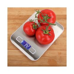 Gotui Küchenwaage, Digitale Küchen-Lebensmittelwaage,Küchenwaage Gewicht Gramm,Elektronische Waage,5kg/1g