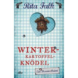Winterkartoffelknödel als Buch von Rita Falk