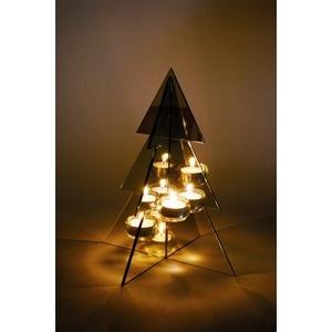 Contento 678513 Reflections Reflex-Teelichthalter