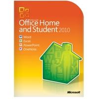 Microsoft Office Home & Student 2010 ESD DE Win