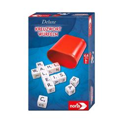 Noris Spiel, Deluxe Kreuzwort Würfeln