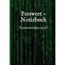 Passwort - Notizbuch als Buch von Lynn Saltch