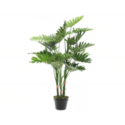 Kunstpflanze PHILODENDRON(H 100 cm)