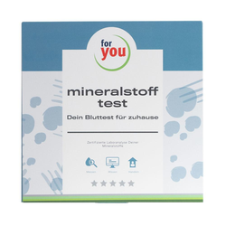 for you mineralien-test