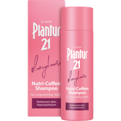 PLANTUR 21 langehaare Nutri-Coffein-Shampoo 200 ml