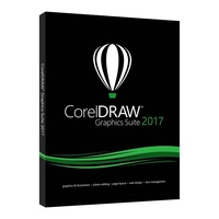 Corel CorelDRAW Graphics Suite 2017 EDU ESD DE Win