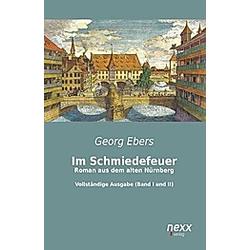 Im Schmiedefeuer: Roman aus dem alten Nürnberg. Georg Ebers  - Buch