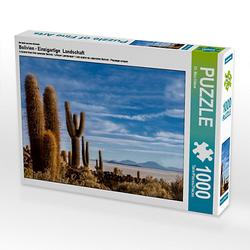 Bolivien - Einzigartige  Landschaft Lege-Größe 64 x 48 cm Foto-Puzzle Bild von Max Glaser Puzzle