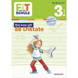 FfdS: Das kann ich! 88 Diktate 3.Klass