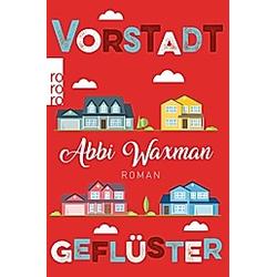 Vorstadtgeflüster. Abbi Waxman  - Buch