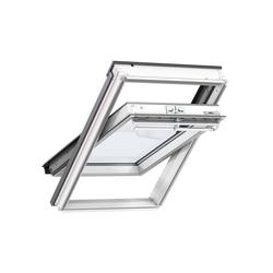 """Velux Dachfenster GGU 0066 Schwingfenster – dreifach Verglasung """"Energie Plus"""" mit Anti-Tau-Effekt"""