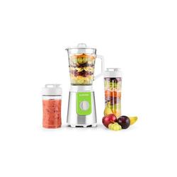 Klarstein Standmixer Shiva Standmixer Mini Smoothiemaker 0,8l 350W BPA-frei grün, 350 W
