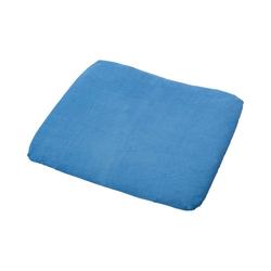 Pinolino® Wickelauflage Bezug für Wickelauflagen, Frottee, weiß blau
