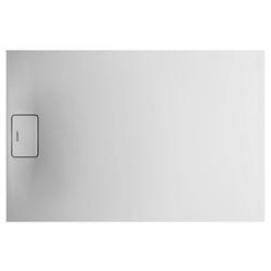 Duravit Stonetto Duschwanne 720148380000000 120 x 80 x 5 cm, weiß