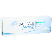 Acuvue Moist Multifocal 30 St. / 8.40 BC / 14.30 DIA / -1.75 DPT / High ADD