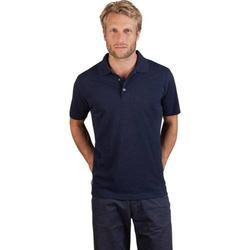 Promodoro Poloshirt, Gr. XL, navy