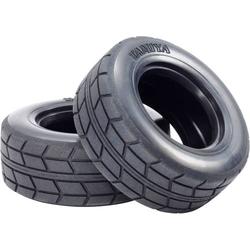 Tamiya 1:10 LKW Reifen Straßenprofil 1St.