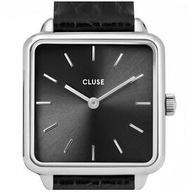 Cluse La Tétragone Leder 28,5 mm CW0101207027