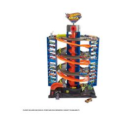 Mattel® Spiel-Parkgarage Hot Wheels City Power-Parkgarage Spielset