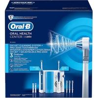 Oral B Pro 2000 + OxyJet Munddusche